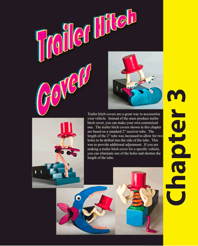 Chapter 3 - Trailer Hitch Covers